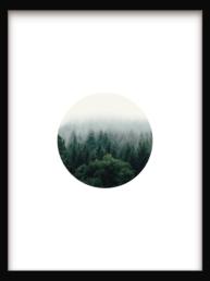 Circle Landscape
