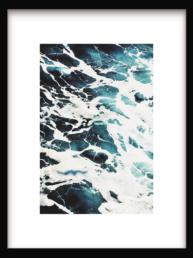 Blue Wave Art