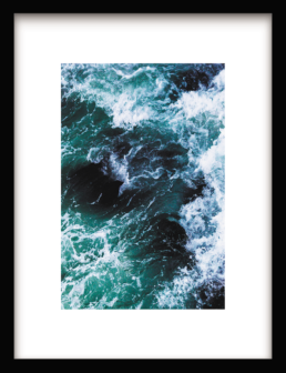 Art Print Ocean Water