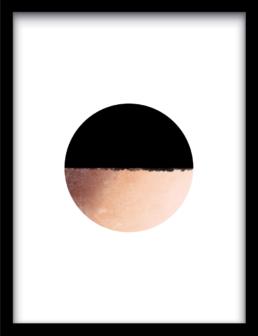 Art Print Circle collision