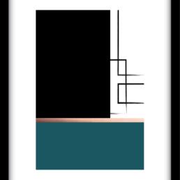 Art Print Block