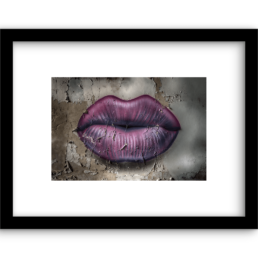Art Print kiss