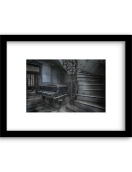 Art Print pianoforte