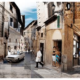 Italiaans straatje 2