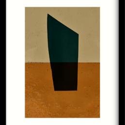 Art Print Geen groen