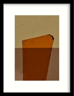 Art Print Geen soort van oranje
