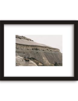 wanddecoratie print Poetica Natura Cappadocia 1 2131lijst