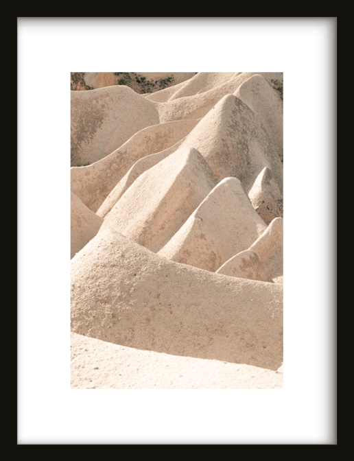 Wanddecoratie print Poetica Natura Cappadocia 3