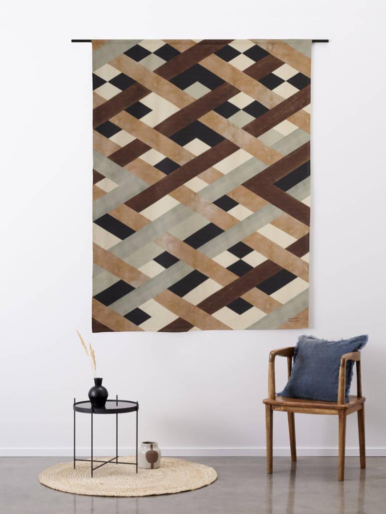 wandkleed-timber